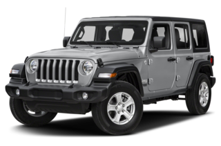2019 Jeep Wrangler Unlimited Unlimited Rubicon 4dr 4x4