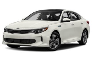 2019 Kia Optima Hybrid Hybrid EX 4dr Sedan