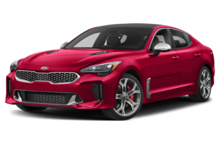 2019 Kia Stinger GT1 4dr Rear-wheel Drive Sedan
