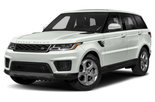2019 Land Rover Range Rover Sport HSE Td6 4dr 4x4
