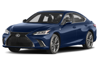 2019 Lexus ES 350 350 Luxury 4dr Sedan