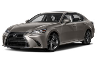 2019 Lexus GS 300 300 F Sport 4dr Rear-wheel Drive Sedan
