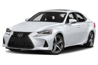 2019 Lexus IS 350 IS 350 Base 4dr Rear-wheel Drive Sedan