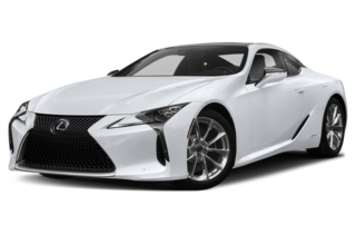 2019 Lexus LC 500h 500h Base 2dr Rear-wheel Drive Coupe