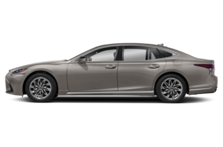 2019 Lexus LS 500 500 Base 4dr Rear-wheel Drive Sedan