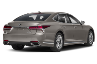 2019 Lexus LS 500 500 F Sport 4dr Rear-wheel Drive Sedan
