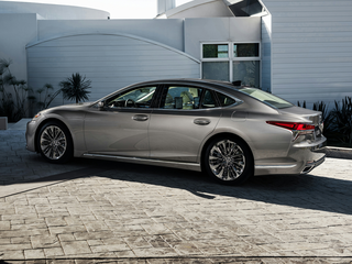 2019 Lexus LS 500 500 Base 4dr All-wheel Drive Sedan