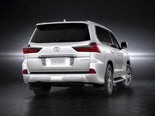 2019 Lexus LX 570 570 Two-Row 4dr 4x4