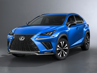 2019 Lexus NX 300 300 Base 4dr All-wheel Drive