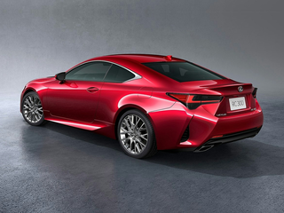2019 Lexus RC 300 300 Base 2dr Rear-wheel Drive Coupe
