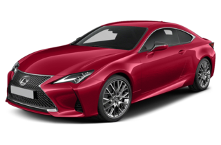 2019 Lexus RC 300 300 Base 2dr All-wheel Drive Coupe