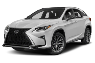 2019 Lexus RX 350 350 F Sport 4dr All-wheel Drive
