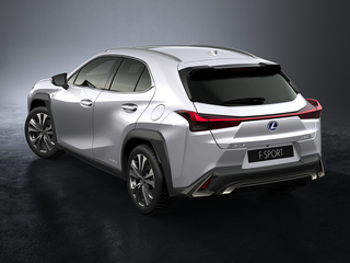 2019 Lexus UX 250h 250h Base 4dr All-wheel Drive