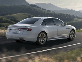 2019 Lincoln Continental Select 4dr Front-wheel Drive Sedan