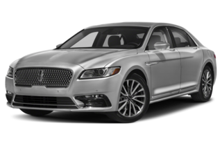 2019 Lincoln Continental Black Label 4dr Front-wheel Drive Sedan