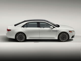 2019 Lincoln Continental Select 4dr All-wheel Drive Sedan