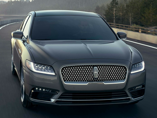 2019 Lincoln Continental Reserve 4dr All-wheel Drive Sedan