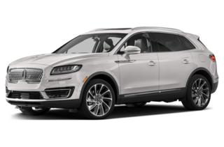 2019 Lincoln Nautilus Select 4dr Front-wheel Drive