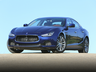 2019 Maserati Ghibli Base 4dr Rear-wheel Drive Sedan