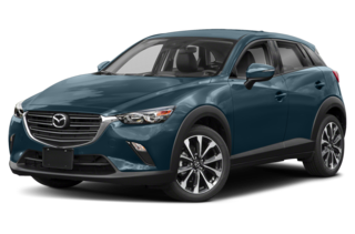 2019 Mazda CX-3 Touring 4dr Front-wheel Drive Sport Utility