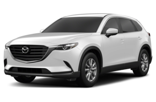 2019 Mazda CX-9 Grand Touring 4dr Front-wheel Drive Sport Utility