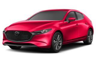 2019 Mazda Mazda3 Base w/Preferred Package (A6) Front-wheel Drive Hatchback
