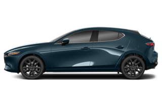 2019 Mazda Mazda3 Base w/Premium Package (A6) All-wheel Drive Hatchback
