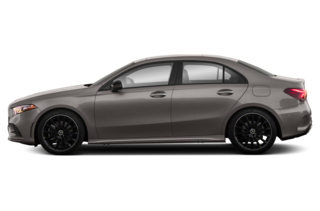 2019 Mercedes-Benz A-Class A 220 Front-wheel Drive Sedan