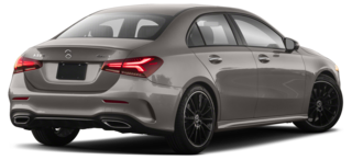 2019 Mercedes-Benz A-Class A 220 All-wheel Drive 4MATIC Sedan
