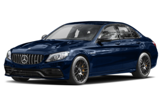 2019 Mercedes-Benz AMG C 63 AMG C 63 4dr Sedan