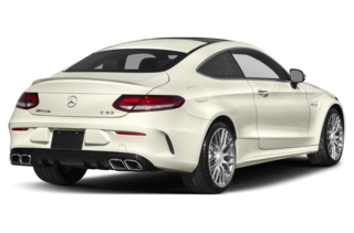 2019 Mercedes-Benz AMG C 63 AMG C 63 2dr Coupe