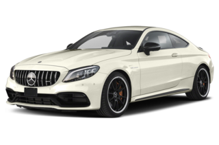 2019 Mercedes-Benz AMG C 63 AMG C 63 S 2dr Coupe