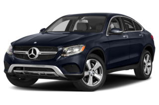 2019 Mercedes-Benz AMG GLC 43 AMG 43 Coupe 4dr All-wheel Drive 4MATIC