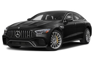 2019 Mercedes-Benz AMG GT 63 Base Coupe