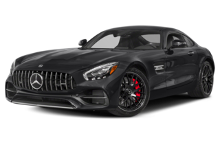 2019 Mercedes-Benz AMG GT Base Coupe
