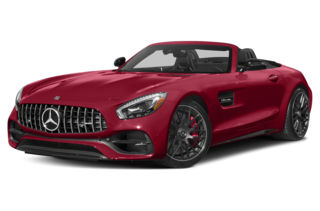 2019 Mercedes-Benz AMG GT Base Roadster
