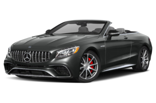 2019 Mercedes-Benz AMG S 63 AMG S 63 2dr All-wheel Drive 4MATIC Cabriolet