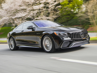 2019 Mercedes-Benz AMG S 65 AMG S 65 2dr Coupe