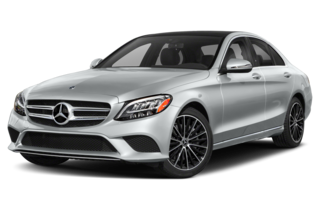 2019 Mercedes-Benz C-Class Base C 300 Rear-wheel Drive Sedan