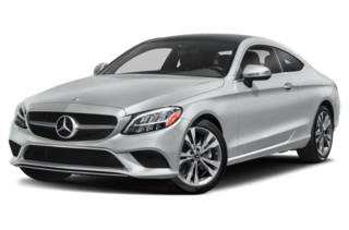 2019 Mercedes-Benz C-Class Base C 300 All-wheel Drive 4MATIC Coupe