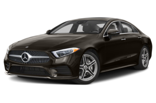 2019 Mercedes-Benz CLS 450 450 4dr All-wheel Drive 4MATIC Sedan