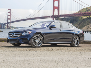 2019 Mercedes-Benz E-Class E-Class Base E 300 4dr Rear-wheel Drive Sedan