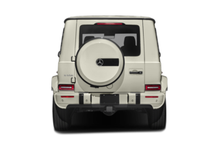 2019 Mercedes-Benz G-Class G 550 4dr All-wheel Drive