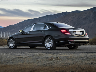 2019 Mercedes-Benz Maybach S 650 S 650