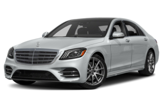 2019 Mercedes-Benz S-Class S 450 4dr All-wheel Drive 4MATIC Sedan