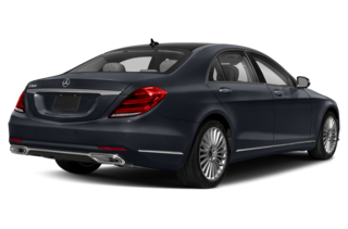 2019 Mercedes-Benz S-Class S 560 4dr All-wheel Drive 4MATIC Sedan
