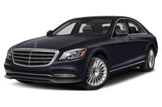 2019 Mercedes-Benz S-Class S 560 4dr Rear-wheel Drive Sedan