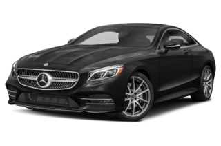 2019 Mercedes-Benz S-Class S 560 2dr All-wheel Drive 4MATIC Coupe