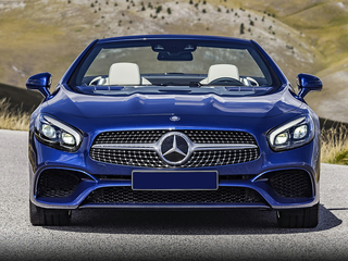 2019 Mercedes-Benz SL 450 450 Base SL 450 2dr Roadster
