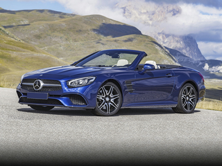 2019 Mercedes-Benz SL 550 550 Base SL 550 2dr Roadster